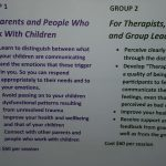 EXPERIENTIAL THERAPY GROUPS IN SYDNEY